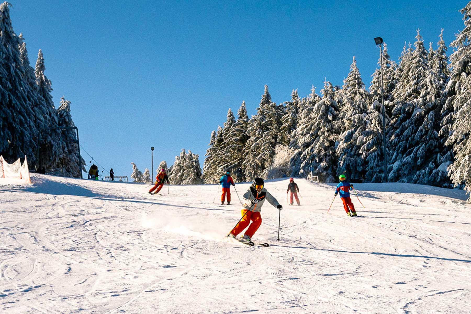 Ski- und Rodelarena Wasserkuppe