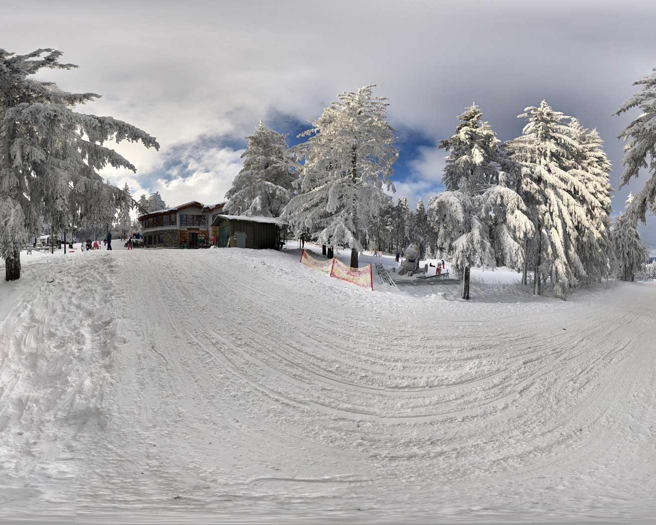 Ski arena Wasserkuppe