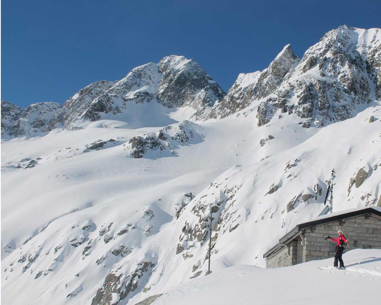 Andermatt - Oberalp - Sedrun
