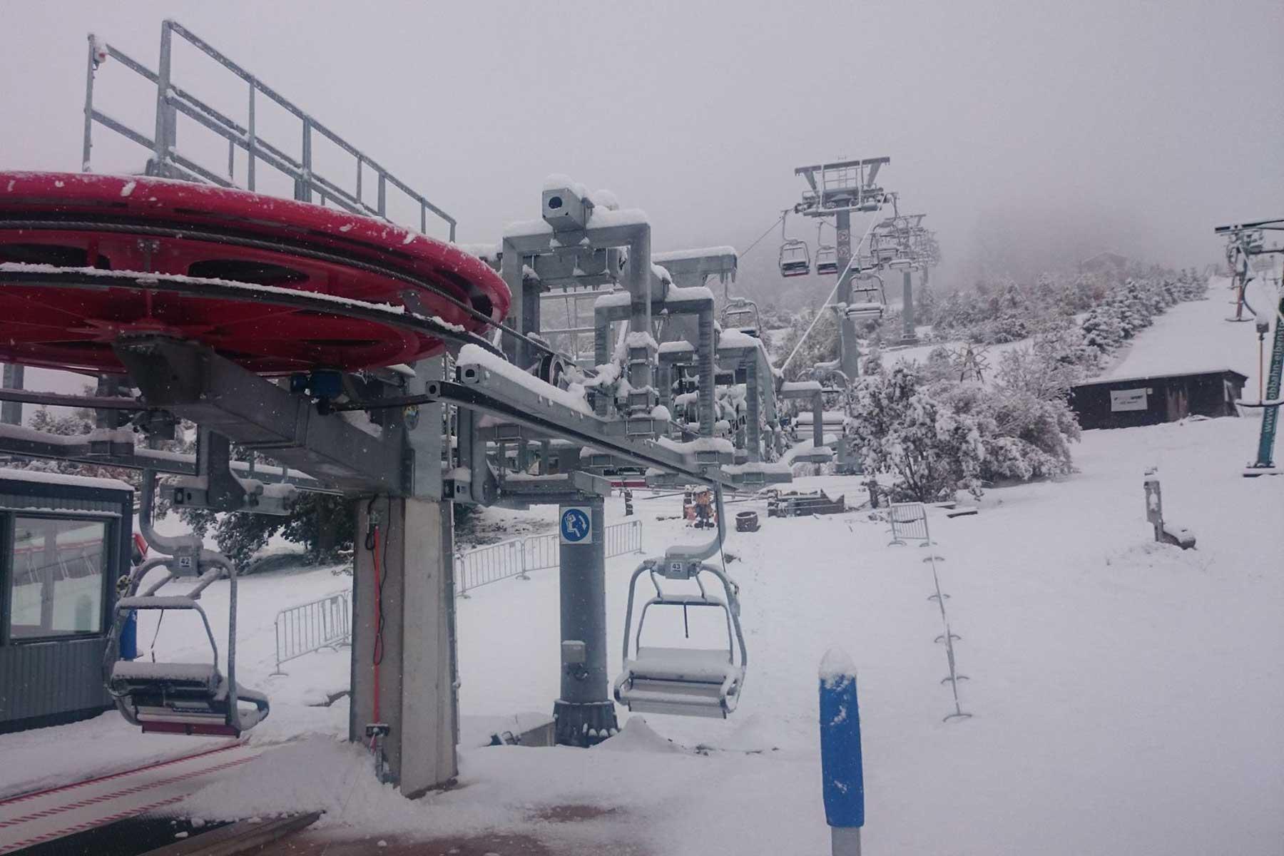 Skiarena-Eibenstock