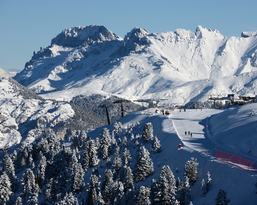 Alpe Cermis - Val di Fiemme
