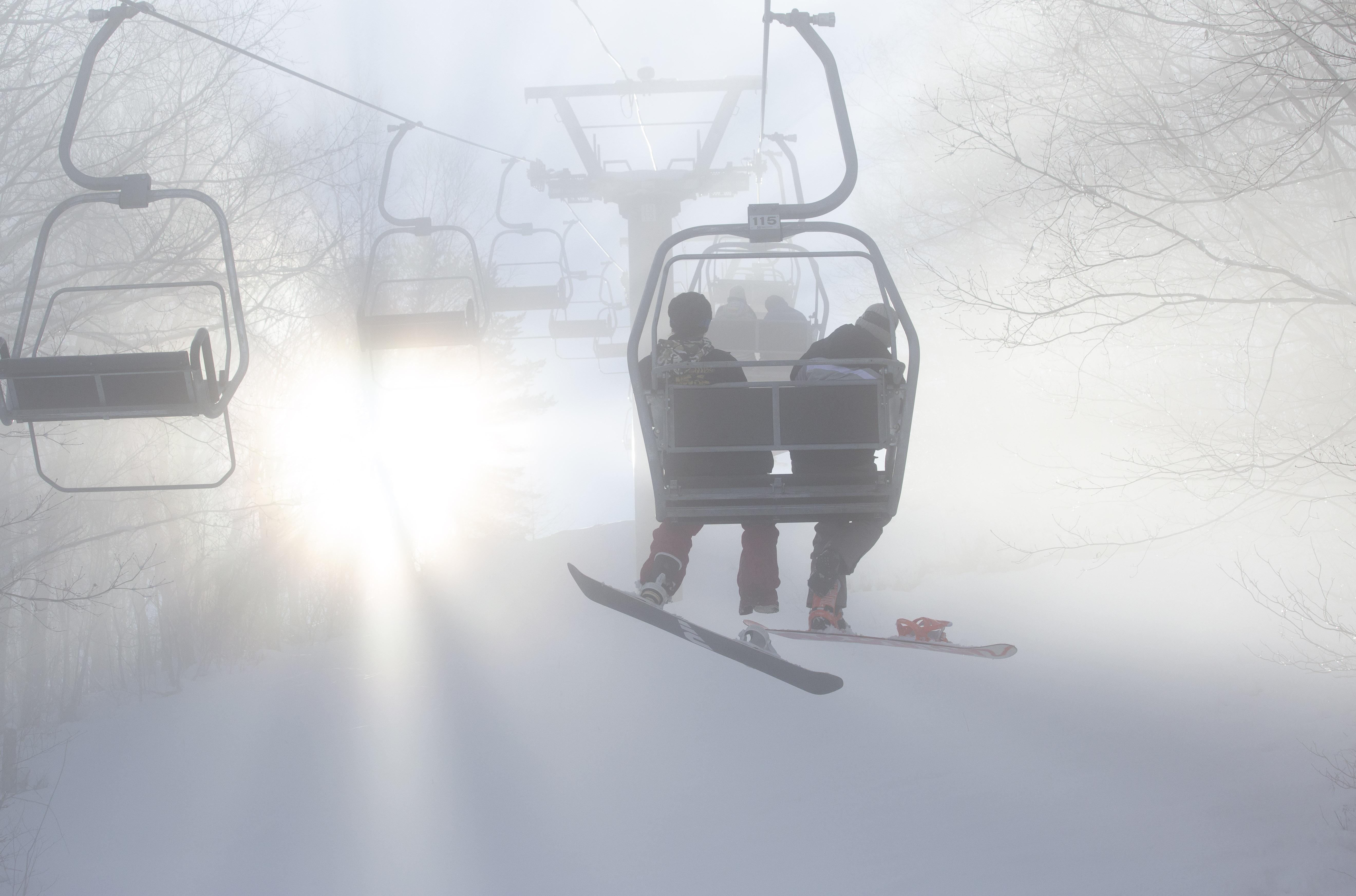 Yabuhara Kogen Ski Area