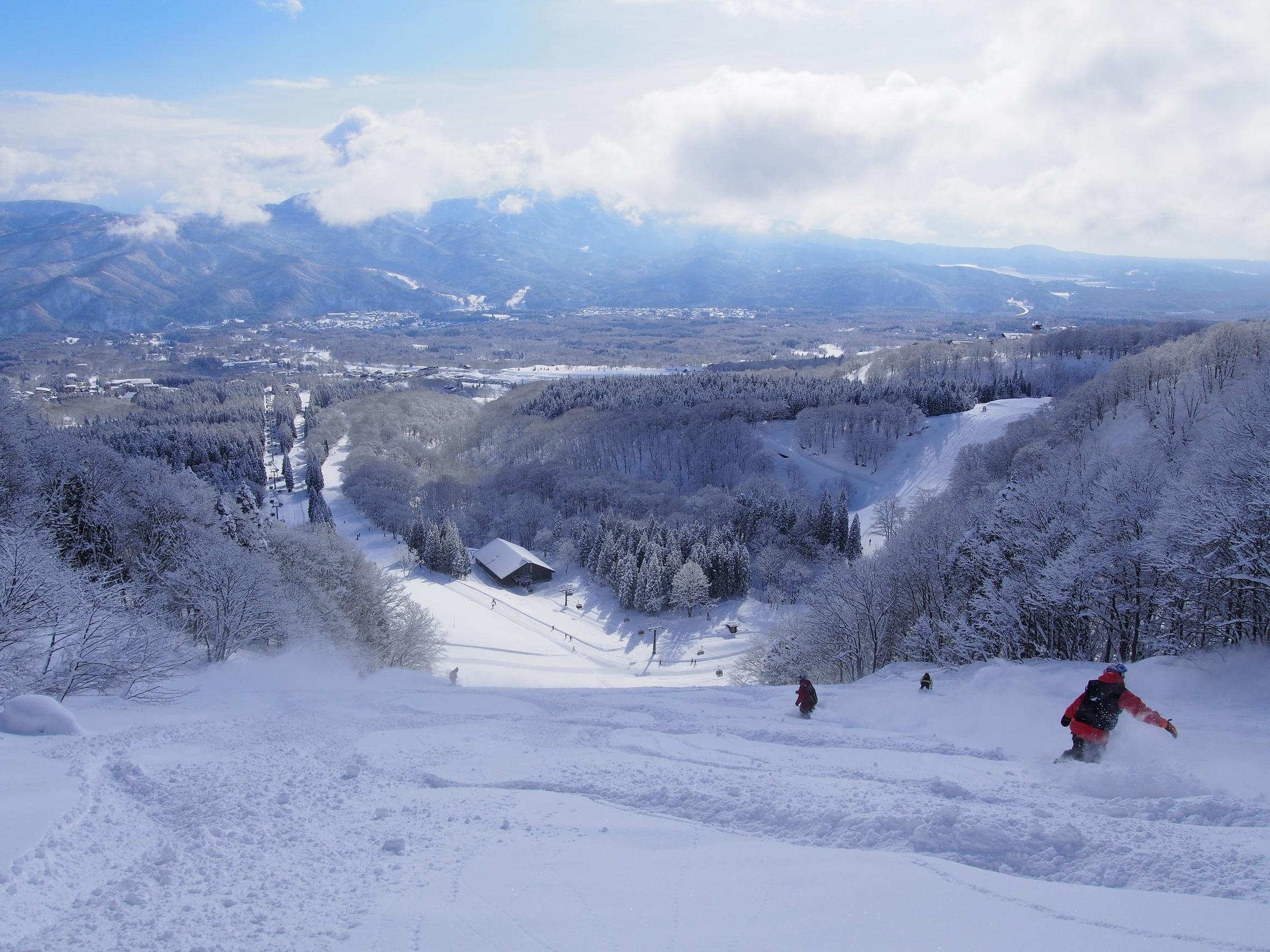Akakura Kanko Ski Area