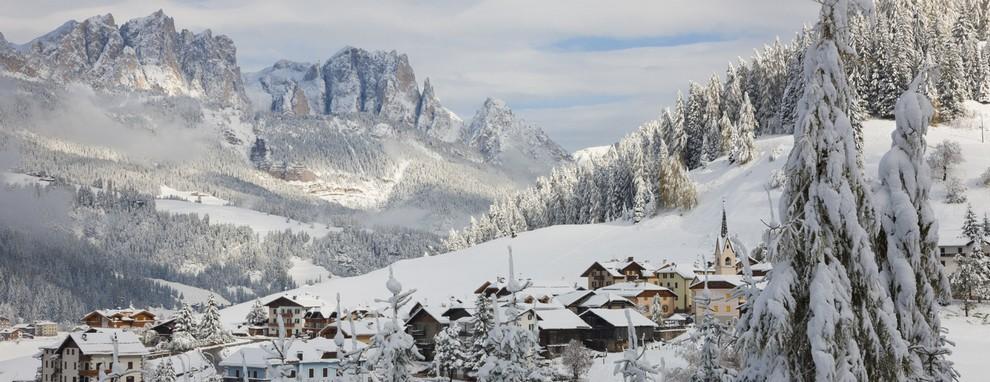 Alba di Canazei - Ciampac - Val di Fassa