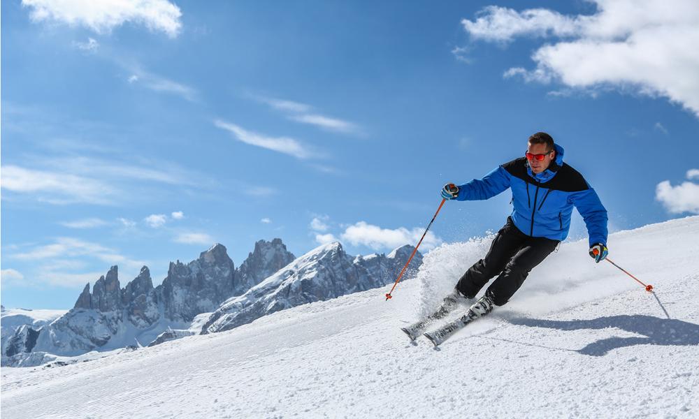 Passo San Pellegrino - Alpe Lusia