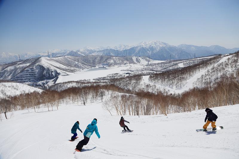 Mt.Naeba / Kagura Ski Resort