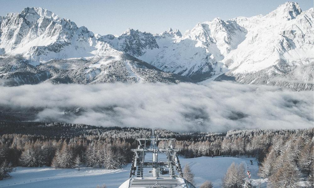Rotwand - Croda Rossa - 3 Zinnen Dolomiten