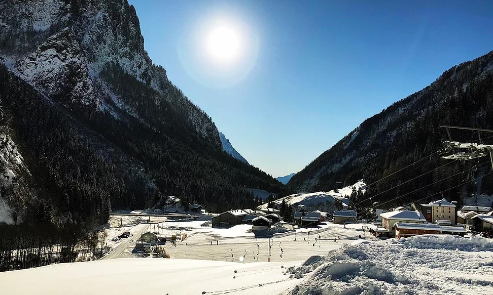 Campo Blenio-Ghirone