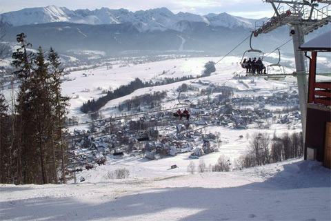 Iski Ski Resort Zakopane Harenda Closed