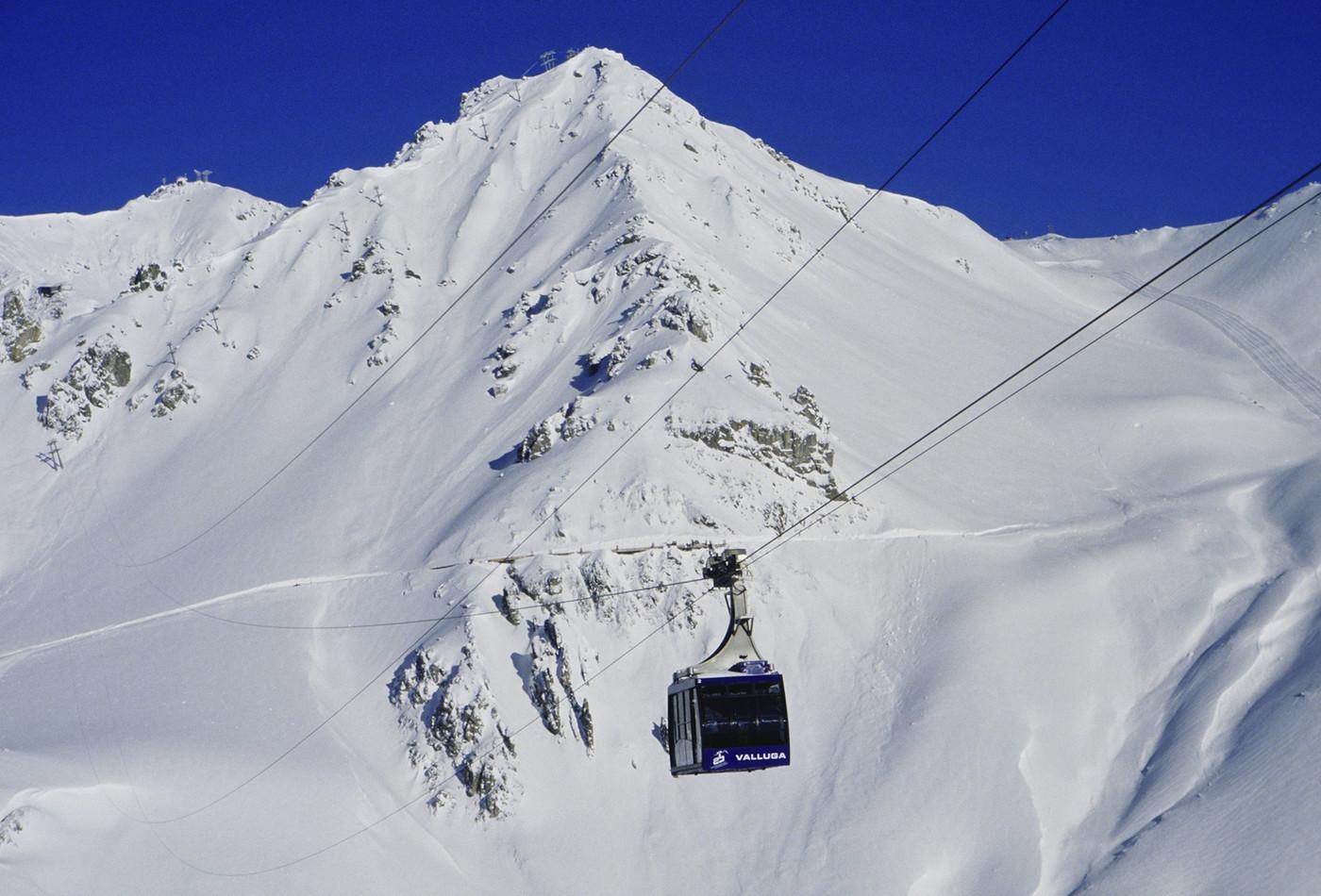 St.Anton-St.Christoph-Stuben  - Ski Arlberg