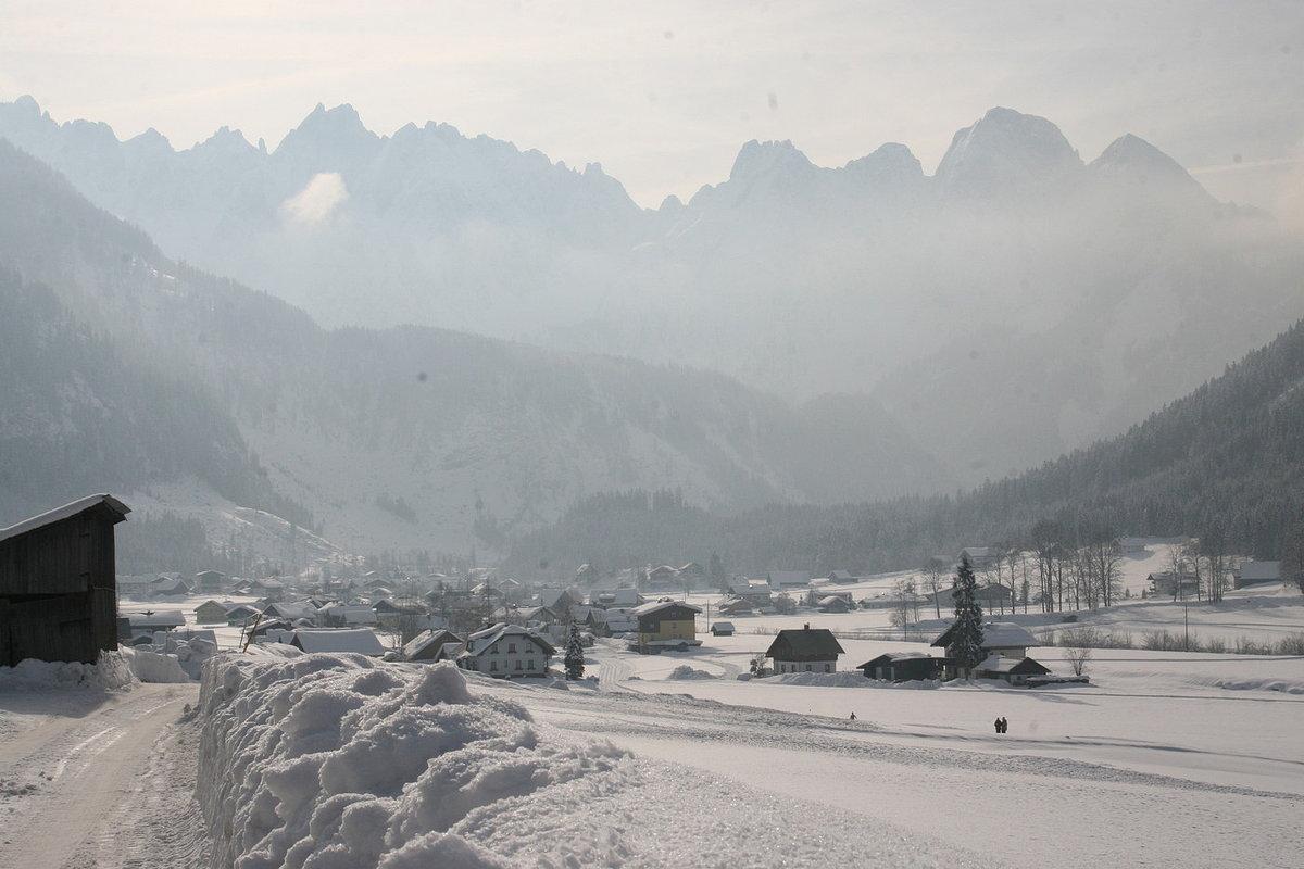 Gosau - Dachstein West