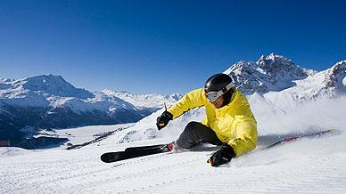 Corviglia - St. Moritz