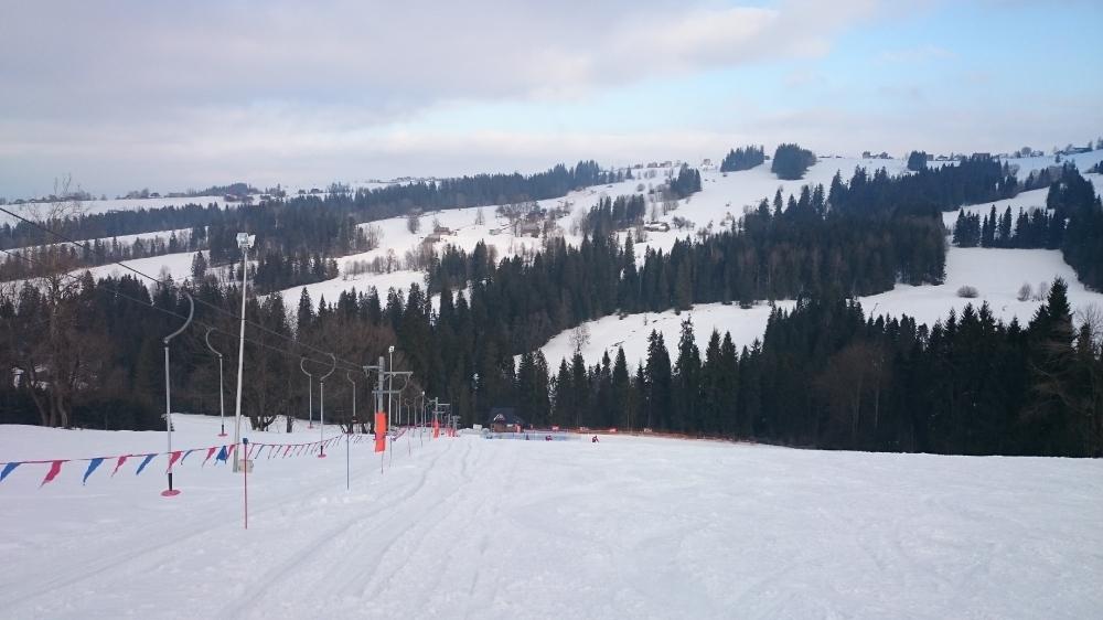 Czerwienne Ski